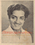 Naseer In The Introductory Write Up In Peshum Padam 1957 001